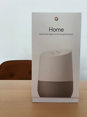 AU99.99 • Buy Google Nest Home Smart Assistant Speaker White Slate Grey AUS New Never Used