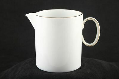 £16.40 • Buy Thomas - Medaillon Gold Band - White With Thin Gold Line - Milk Jug - 66877Y