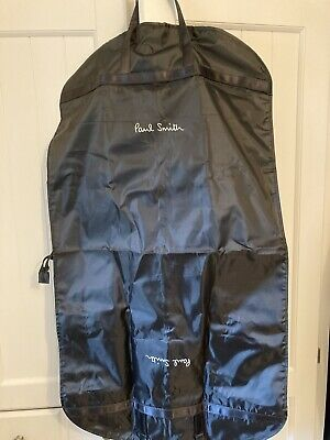 £6.50 • Buy Paul Smith Suit Carrier - Black With White Writing