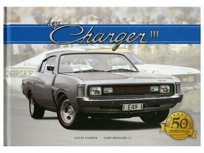 AU110 • Buy Hey Charger - The Sensational Australian Chrysler Valiant Chargers (Signed, 5...