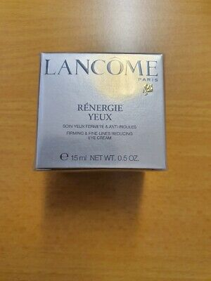 Lancome Eye Cream Renergie Yeux Multi Lift 15ml Lifting Firming Fine Lines -BNIB • 37.50£