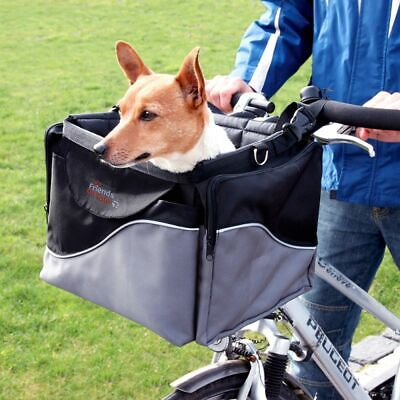 £48.99 • Buy Dog Cat Pet Carrier Safe Travel Bike Bicycle Basket Bag For Cycling Travel New