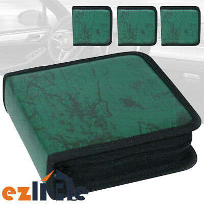 AU10.65 • Buy CD DVD Portable Holder Storage Cases Discs Wallet Large Capacity Package Bags