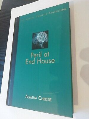 £7.25 • Buy Peril At End House - The Agatha Christie Collection - Hardback - Vgc