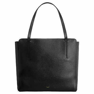 AU279.99 • Buy OROTON AVALON TOTE BLACK RRP$399 Womens Leather Bag Handbag New