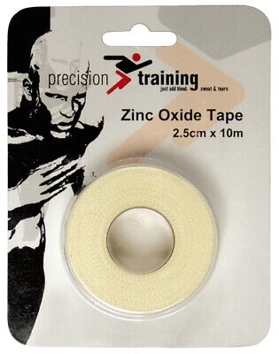 Sports Strapping Tape Zinc Oxide Precision 38Mm X 10M • 10.99£
