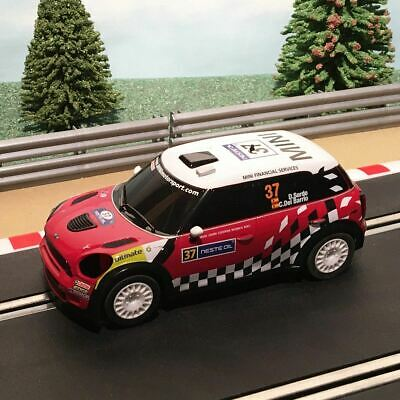 Scalextric 1:32 Car - C3301 Mini Countryman WRC - D Sordo #37 #LS • 19.99£