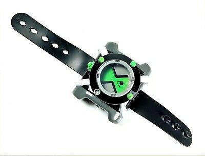BEN 10 Electronic Omnitrix Talking Toy Watch Lights Up & 40+ Phrases Sounds 2017 • 16.64£