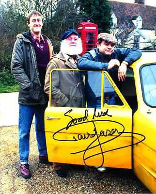 £79.99 • Buy Only Fools And Horses David Jason Personally Signed 10x8 Inch Photo Van