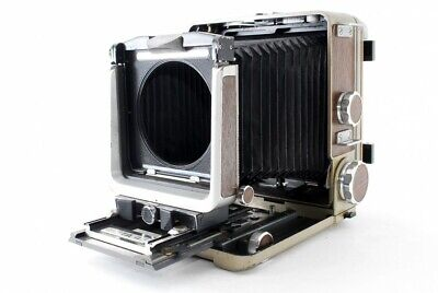 Excellent++ Wista 45D Large Format Field Film Camera W/ Bellows Lens Hood • 292.67£
