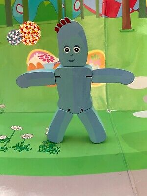 In The Night Garden Wooden Iggle Piggle Figure - Ideal Cake Topper Decoration!! • 8.99£