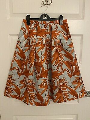 £12 • Buy H&M, Tropical Print, Summer, Holiday, Skirt, Size 10, New With Tags