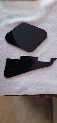 £16.25 • Buy Gibson Les Paul Standand Pickguard And Electronics Cover Black
