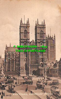 £7.99 • Buy R528391 Westminster Abbey. West Towers. Valentines Series
