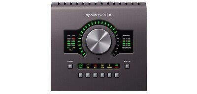 AU7500 • Buy Universal Audio Apollo Twin MkII QUAD & 2 UAD-2 Satellite Thunderbolt OCTO 98 Pl