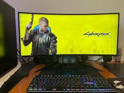 AU1350 • Buy Gaming Monitor Dell Alienware 35'' IPS Curved