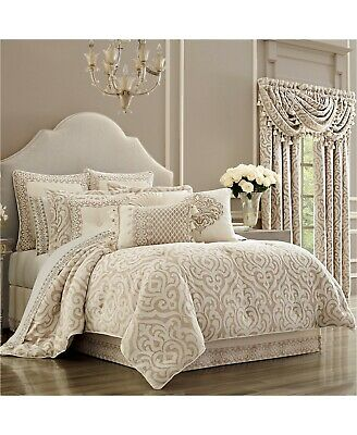 $ CDN308.28 • Buy J Queen Milano Sand King Comforter Set T4101592