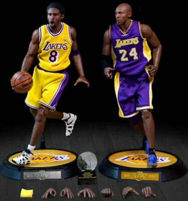 $399.99 • Buy Enterbay NBA Collection Kobe Bryant 1:6 Scale Real Masterpiece - IN STOCK!!!