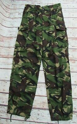 £16 • Buy British Army Lightweight S95 DPM Woodland Camouflage Combat Trousers