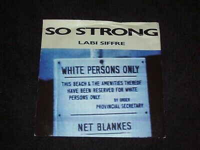 Labi Siffre - So Strong   7 Inch Single • 1.50£