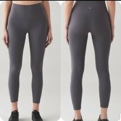 $ CDN107.84 • Buy New Lululemon Align Leggings 25  7/8 Gray (multiple Sizes)