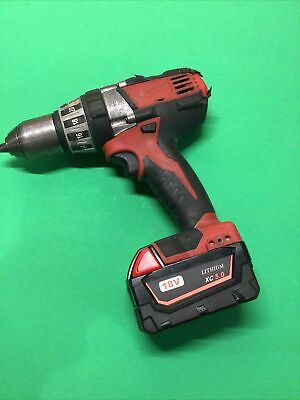 MILWAUKEE  M18 Compact 1/2  Drill Driver 2602-20 & 5.0 AH BATTERY • 64.48£