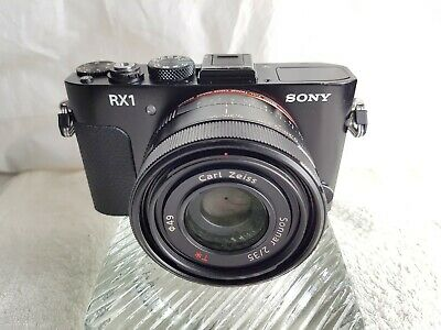 AU948.74 • Buy SONY RX1 Compact Full Frame Camera.
