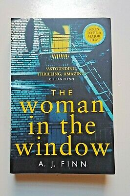 AU15.98 • Buy The Woman In The Window By Finn A. J. (Paperback, 2018) Free Shipping