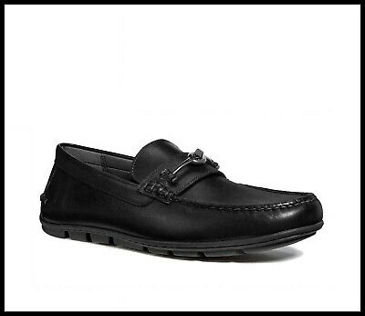 $133.20 • Buy NIB COACH (9 US) Mott Driver Shoes Loafer Casual Leather / Rubber Style # FG2984