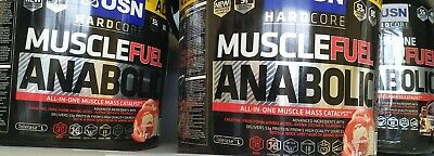 £29.99 • Buy Usn Muscle Fuel Anabolic + Free Usn Workout Book
