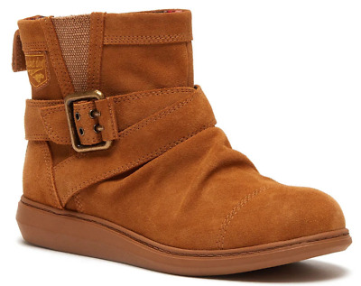 £36.99 • Buy Rocket Dog Mint Womens Chestnut Casual Snow Fashion Pull On Ankle Boots
