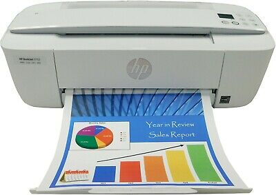 View Details HP DeskJet 3752 All-in-One Printer New - Open Box • 59.99$