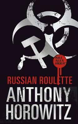 Russian Roulette (Alex Rider), Horowitz, Anthony, New Book • 7.94£