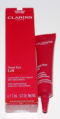 £25.79 • Buy Clarins Total Eye Lift Replenishing Total Eye Concentrate 7ml