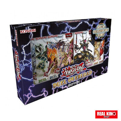 £21.49 • Buy YuGiOh Duel Overload Box - 1st Edition - Brand New & Sealed - English
