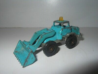 AU30 • Buy Fun HO  Tractor Shovel Front End Loader With Light  No 54  Vintage Toy