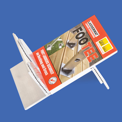 £19.95 • Buy LadderMat Footee Anti Slip Device For Decking And Grass   Ladder Accessories