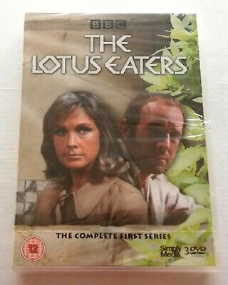 THE LOTUS EATERS DVD X 3: First Series 1/One: Ian Hendry: BBC: New & Sealed • 10£
