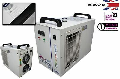 £525 • Buy S&A CW-5200 Industrial Water Chiller For Engraving, CNC, CO2 Laser Tube, R&D