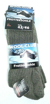 Army-Socken, With Wool, IN 3er Pack, Army Military Cadets, BUNDESWEHR • 6.89£