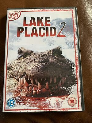 Lake Placid 2 DVD (2008) - As New Condition- Free Postage • 3.45£