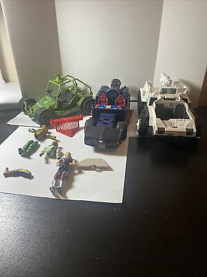 $ CDN37.86 • Buy Vintage Gi Joe Lot Vehicles Figures Parts