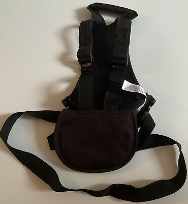 Boots Black Toddler Padded Harness & Reins  • 2£