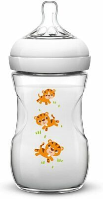 AU15.90 • Buy Philips Avent Life-Like 260 Ml Bottle With Colour And Motif