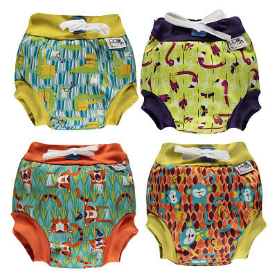 £5.99 • Buy Close Parent Pop-in Baby Toddler Swim Nappy Unisex Reusable Swimming Nappies