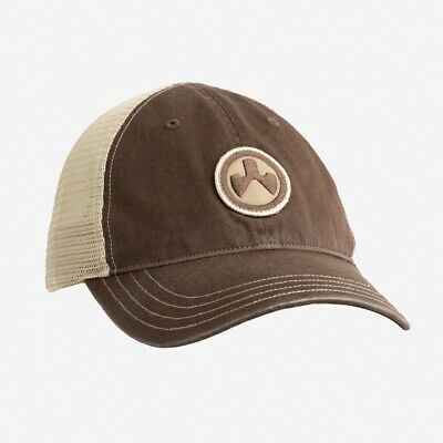 $28.95 • Buy Magpul - Icon Patch Garment Washed Trucker Hat Cap - Brown / Khaki - MAG1105-212