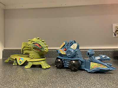 $17.50 • Buy He-Man Masters Of The Universe Vehicle Lot Battle Ram Dragon — Vintage 1980's