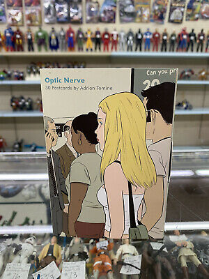 £10.54 • Buy Optic Nerve By Adrian Tomine  30 Postcards (2005, Postcard Book / Pack) *VG*