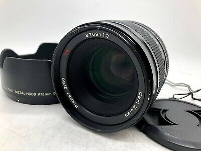 $ CDN3544.68 • Buy 【NEAR MINT W/ Hood 】 Contax 645 Carl Zeiss Planar T* 80mm F/2 Lens From JAPAN