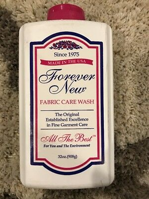 AU25.77 • Buy Forever New Fabric Care Wash - 32 Ounce  Liquid